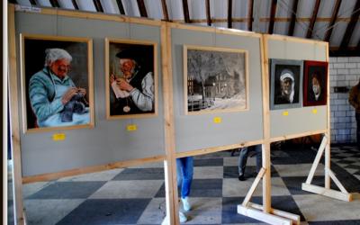 Te huur: dertig expositiepanelen