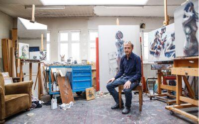Vier workshops: Sam Drukker, Fokko Rijkens, Hendrik Elings en Myron Hamming